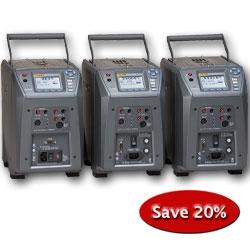 Oferta da opção Processos (-P) com os Fornos de Calibração Fluke 914x