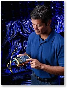 Fluke Networks CableIQ™